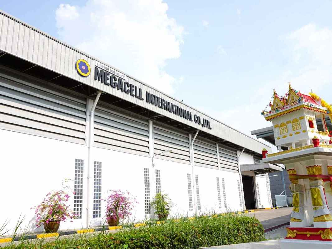 Megacell Logistics Center - Amata Nakorn Thailand